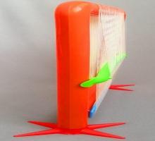 آموزش گلیم بافی - دستگاه بافندگی دارک